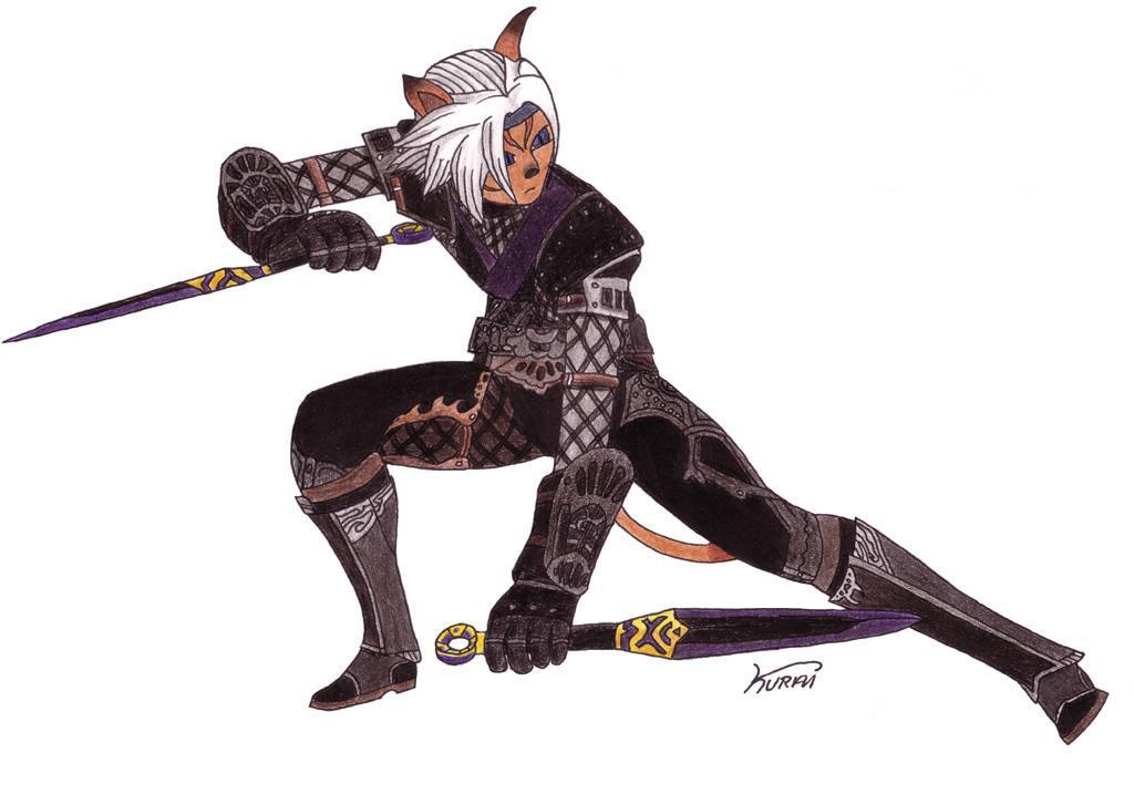 Mithra Final fantasy xi