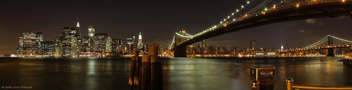 Under the bridge by photon-hunter