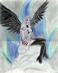 Raven by GuyaricanKitten