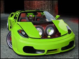 Ferrari F430 by ollite20