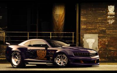 Camaro Street Drag - PSU WTB09 by ollite20