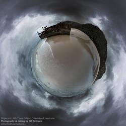 Shipwreck 360 by ollite20