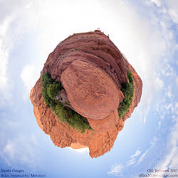 Dades Gorges 360 by ollite20