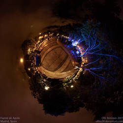 Fuente de Apolo 360 by ollite20