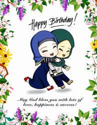 Birthday Gift by niifauzi