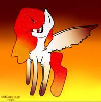 Remake #2 Dragon/Star Fire by Irispony