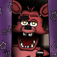 Foxy's face - Profile pic by Stygie
