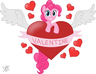 Happy Valentines Day 2018 by Faunafay