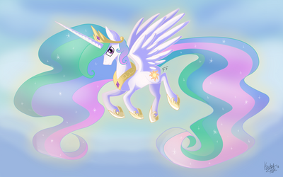 Sunny Time Princess by Faunafay
