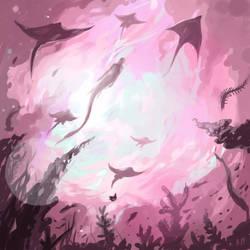 The depth by RokuMaro