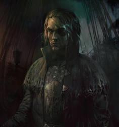 Euron Greyjoy by BellaBergolts