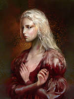 Rhaella Targaryen by BellaBergolts