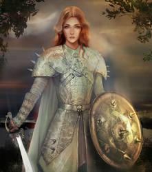 Lady Argentea Malassene by BellaBergolts