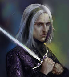 Gerold Dayne by BellaBergolts