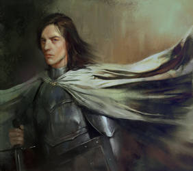 Arthur Dayne by BellaBergolts