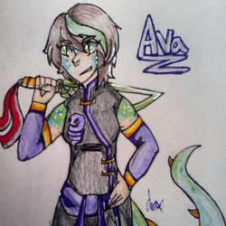 Ava by NinjaOfDragons