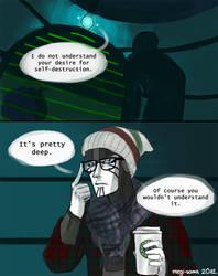 Hipster Razer by lordmegi