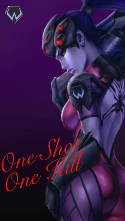 Overwatch Widowmaker Iphone Wallpaper By Shadowburst123 On Deviantart
