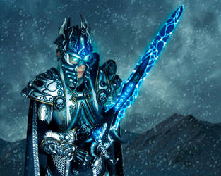 ARTHAS COSPLAY 3 - EDITED by Priscillascreations