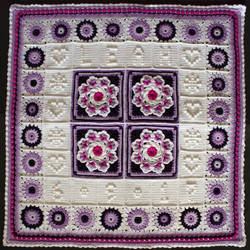 BABY BLANKET - CROCHET by Priscillascreations
