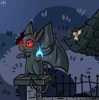 Milchik's Halloween #2 by Milchik
