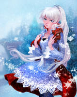 Weiss by Jingalli