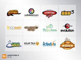 Logotypes IV by deleket