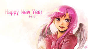 Happy New Year by Lavypoo