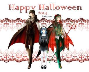 Happy Halloween by Lavypoo