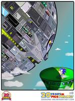 8 - Death Egg by Diamond-ME