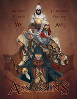 Assassin's Creed by TheTundraGhost