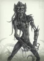 Bounty Hunter by TheTundraGhost
