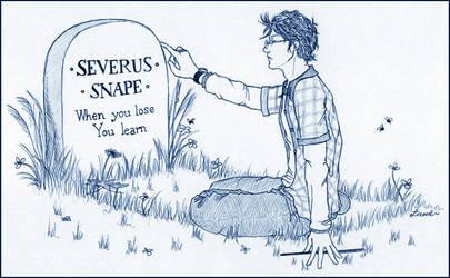 Harry- When You Lose You Learn by lizard-spots