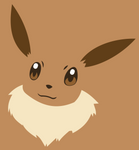 Eevee new style by Captain-Connor