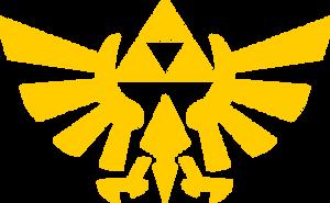 Legend of Zelda Triforce by Captain-Connor