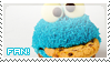 Cookies Moster - Stamps by FrutosA
