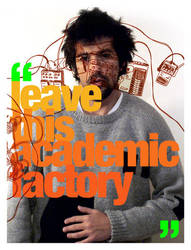 ID-leave this academic factory by t-drom