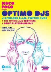 Disco Pogo 27.03 Optimo DJs by t-drom