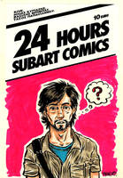 24hours subart comics_cover by t-drom