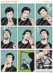 comic_1 cigarette time_12 by t-drom