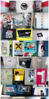 Vienna street graphics by t-drom