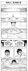 Comic: Full Circle by t-drom