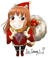 Horo , Spice and Wolf by icecream80810