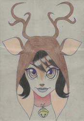 Deer Alex by strange-bunny