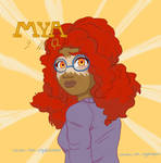 Mya by sketches-that-slay