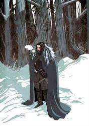 Eddard Stark by Douglasbot