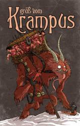 Grub Vom Krampus by Douglasbot