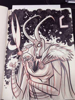 Loki (convention commission) by Douglasbot