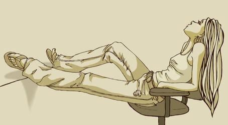 Relaxation by animatedpunk