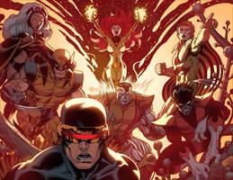 X-Men by K-Bol